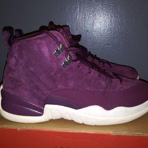 Jordan 12's sneakers